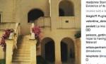 Madonna posta foto dalla Puglia: caccia alla star in Italia