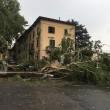 Maltempo: tromba d'aria Arezzo, nubifragi al Nord. Tre feriti04