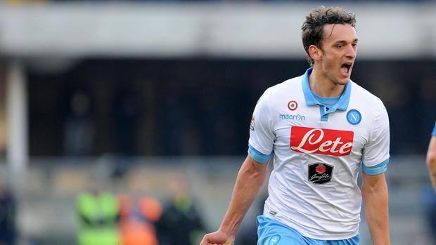 Manolo Gabbiadini (foto Ansa)