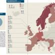 Sprar, profughi e migranti: mappa dei centri accoglienza. Più al Sud che al Nord