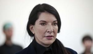 Guarda la versione ingrandita di Marina Abramovich: