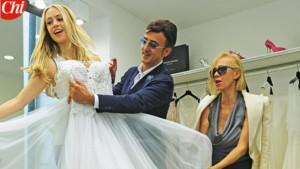 """Martina Stella si sposa: """"E' la prima volta che penso a questo passo"""""""