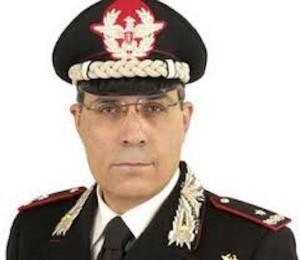 Gaetano Maruccia nuovo capo Stato Maggiore dei Carabinieri