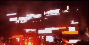 Guarda la versione ingrandita di Massive Attack concerto a Firenze: pubblico fischia