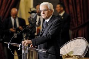 """Mattarella: """"Libertà di stampa essenziale"""". Fnsi ringrazia"""