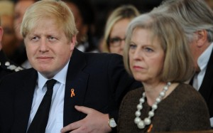 Theresa May, il governo post Brexit: Boris Johnson agli Esteri