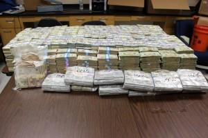 YOUTUBE Miami, sequestro record: 24 milioni di dollari in contanti