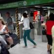 Milano, allarme bomba in metro Stazione Centrale: evacuata11