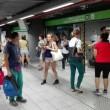 Milano, allarme bomba in metro Stazione Centrale: evacuata08