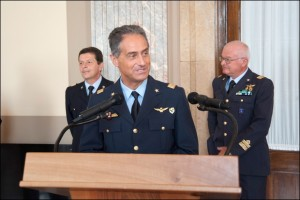 Gianpaolo Miniscalco, generale dell'Aeronautica scagionato