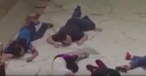 VIDEO YOUTUBE Monaco: spari, corpi a terra nel centro commerciale