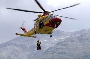 Guarda la versione ingrandita di Montagna, morti due escursionisti in Piemonte: uno aveva 23 anni