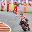 Moto Gp Germania, vince Marc Marquez. Valen 3tino Rossi 8°