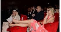 Giampiero Mughini vede gambe di Elena Stancanelli e… FOTO