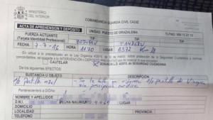 Guarda la versione ingrandita di Spagna, multa da 300 euro per mezza pastiglia di viagra