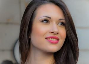 Nadia Nefzi è Miss Roma, sopravvissuta della Costa Concordia FOTO