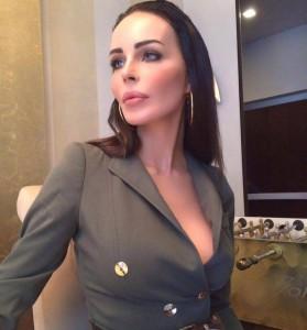 """Nina Moric: """"Fabrizio Corona superdotato? Ma che sciocchezze..."""""""