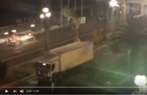 """Nizza: """"Ecco il camion, è sotto casa mia"""". VIDEO del regista Marco Rampoldi"""