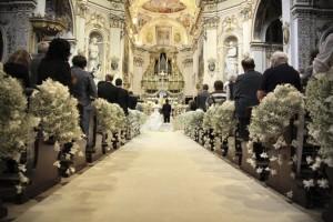 Sessa Aurunca, ladri in chiesa: matrimonio interrotto