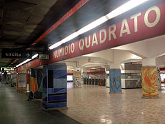 Roma Numidio Quadrato: grave ragazzo urtato da metro