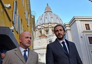 "Vatileaks, Fnsi: ""Assolvete Gianluigi Nuzzi ed Emiliano Fittipaldi"""