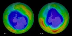 Inquinamento, buone notizie: il buco nell'ozono si sta restringendo