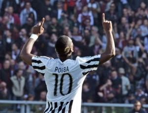 Paul Pogba (foto Ansa)