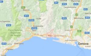 Pegli (Genova): pensionato strangola la moglie dopo lite