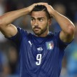 "Euro 2016, Pellè si rammarica: ""Chiedo scusa all'Italia"""