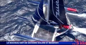 Pierre Casiraghi, yacht a picco sul Lago di Garda