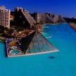 Piscina più grande del mondo: 77mila metri quadrati ed è lunga 1 km 7