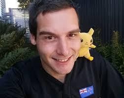 Pokémon Go, Tom Currie lascia il lavoro per poter giocare in tutta la Nuova Zelanda
