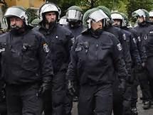 Poliziotti a Monaco