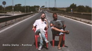 VIDEO YOUTUBE Pontina, incubo incendi diventa...canzone di Emilio Stella