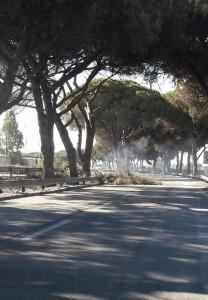 Pontina 21 luglio: riapre solo in direzione Roma, chiusa verso