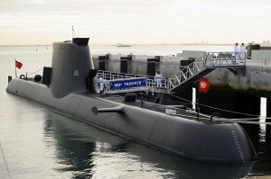 """Gb: sottomarino portoghese """"catturato"""" da peschereccio francese"""