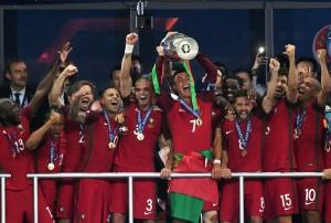 Portogallo-Francia 1-0. Video gol highlights, foto e pagelle: Portogallo ha vinto Euro 2016