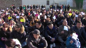 Prato. Ronde armate cinesi e raid punitivi: obiettivo africani