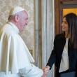 Virginia Raggi va dal Papa e ripete: Olimpiadi a Roma no!01