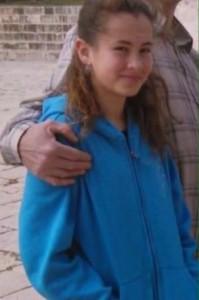 Palestinese uccide ragazzina israelo-americana nei territori occupati