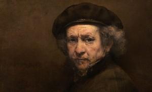 Rembrandt: ecco i trucchi per i suoi autoritratti