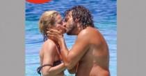 Ambra Angiolini e Francesco Renga: in vacanza…con i partner