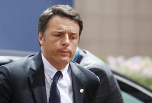 Guarda la versione ingrandita di Matteo Renzi (Ansa)