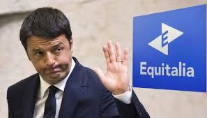 Equitalia bye bye entro l'anno, la promessa di Matteo Renzi