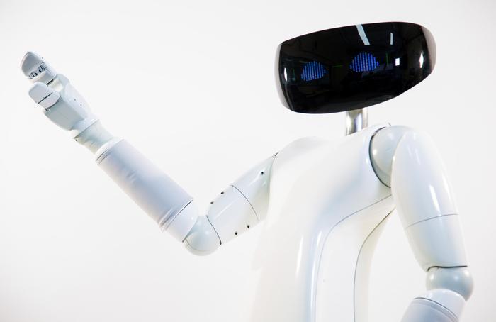 R1, il robot umanoide che lavorerà in casa o in ospedale