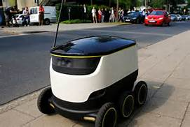 Il robot fattorino