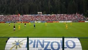 Roma-Pinzolo in diretta tv e streaming, dove vedere amichevole