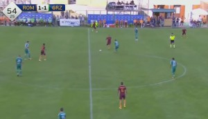 YOUTUBE Roma-Terek Grozny 3-2. Francesco Totti assist capolavoro