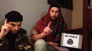 YOUTUBE Rouen, i due killer in un video in cui giurano fedeltà a Isis