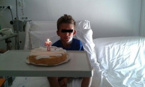 Guarda la versione ingrandita di Scontro treni in Puglia: Samuele compie 7 anni, senza la nonna